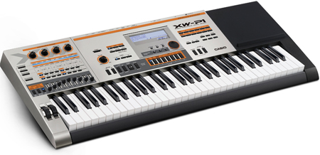 Casio XW-P1 цена