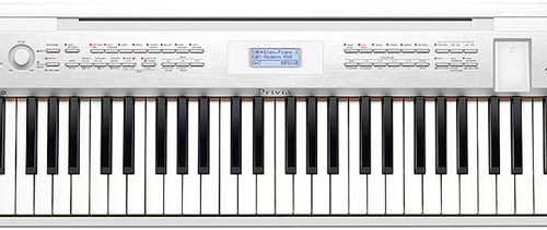 Casio PX-350 WE